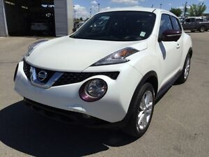 2015 Nissan JUKE SL AWD Accident Free,  Navigation (GPS),  Leath