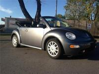 2005 Volkswagen New Beetle Convertible GLS **AUTOMATIQUE**