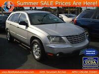 2004 Chrysler Pacifica AWD SUV, 6 PASSENGER, 3rd ROW SEATING