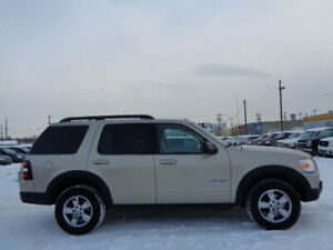 2007 FORD EXPLORER XLT-7 PASSENGERS-CLEAN IN AND OUT
