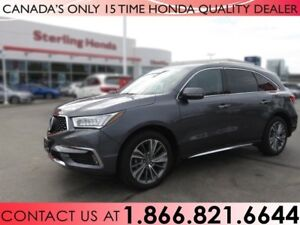 2017 Acura MDX ELITE | LOW KM'S | 1 OWNER | NO ACCIDENTS