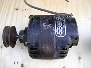Antique 1/4 and 1/2 HP Electric Motors Stratford Kitchener Area image 2