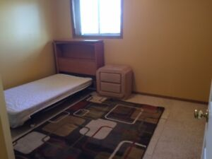 Mature roomie wanted 1 Oct in Somerset by c train