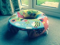 Red Kite Sit Me Up Inflatable Ring Baby Seat Cotton