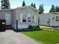 Meticulously kept 2 bedroom manufactured home
