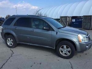 2005 Chevrolet Equinox LT-SunRoof-Pwr Dr. Seat- Certified.