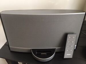 Bose Sounddock Music System N123