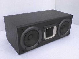 100W Kenwood Stereo Speakers - Heathrow