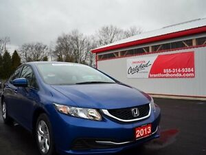 2015 Honda Civic LX 4dr Sedan