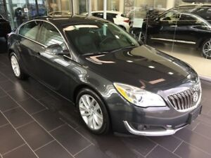 2016 Buick Regal Heated Leather Seats