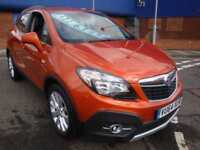 64 VAUXHALL MOKKA 1.7CDTi 16v ( 130ps ) 4X4 ( s/s ) SE/SUN ROOF /LEATHER//