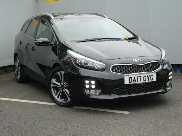 kia ceed sw 1 6 crdi gt line isg 5dr black 2017 in crewe cheshire gumtree. Black Bedroom Furniture Sets. Home Design Ideas