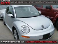 2006 Volkswagen New Beetle Coupe 2.5L