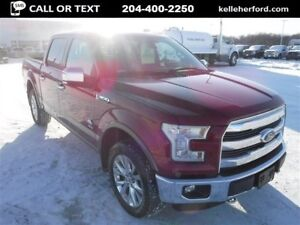 2015 Ford F-150 King Ranch Crew 4x4