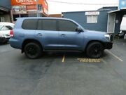 2007 Toyota Landcruiser UZJ200R GXL (4x4) Blue 5 Speed Automatic Wagon Revesby Bankstown Area Preview