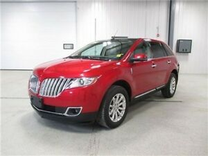 2012 Lincoln MKX AWD Navigation, Moon Roof Moose Jaw Regina Area image 3