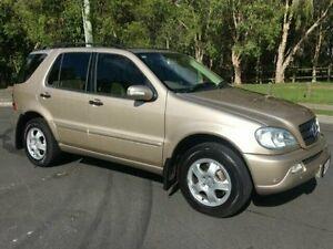 2004 Mercedes-Benz ML Gold Auto Tipshift Wagon Woodridge Logan Area Preview