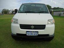 2010 Suzuki APV  White 5 Speed Manual Van Embleton Bayswater Area Preview