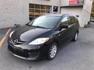2009 Mazda Mazda5 GS 6 PASSANGER (GARANTIE 1 ANS INCLUS)