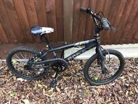 "Atra BMX Bike 20"" wheels"