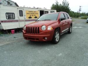 119$ bi weekly oac! 2010 JEEP COMPASS 4X4 , NICE COLOR, NEW MVI!