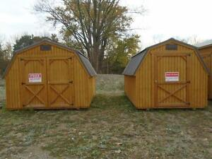 Old Hickory 8x12 Shed/ Barn