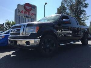 2009 Ford F-150 Lariat Leather   4x4   CERTIFIED   Full 4 Doors