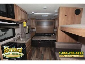 NEW 2016 Forest River Micro Lite 19 FD Travel Trailer Windsor Region Ontario image 18