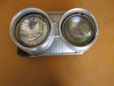 1962 Mercury Meteor Left Hand Headlight Bucket & Bezel / Ratrod