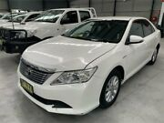 2013 Toyota Aurion GSV50R AT-X White Sports Automatic Sedan Boolaroo Lake Macquarie Area Preview