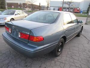 2000 TOYOTA CAMRY LE EXCELLENT COND