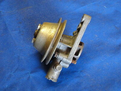 CLASSIC MINI WATER PUMP & LARGE FAN PULLEY-COOPER-ROVER-AUSTIN-1000-1275-RALLY