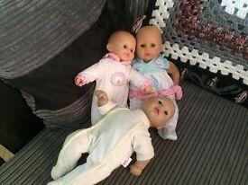 Baby dolls