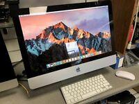 """Apple iMac 21.5"""" Intel i3, 8gb RAM & 500gb HDD Latest OSX Sierra £349.99"""