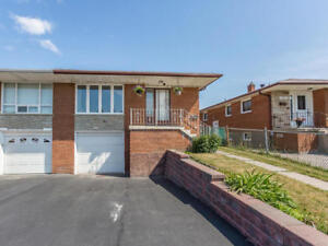 Three bedroom renovated semi detached homes for rening
