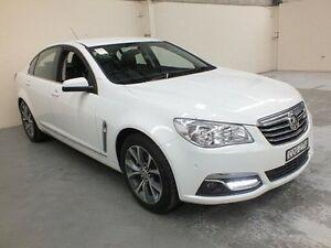 2013 Holden Calais VF VF MY14 White 6 Speed Automatic Sedan Gateshead Lake Macquarie Area Preview