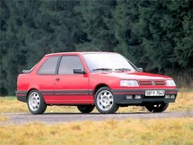 Wanted Peugeot 309 gti project