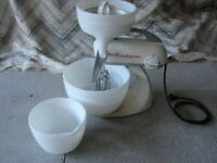 Malaxeur Vintage Westinghouse Retro Stand Mixer