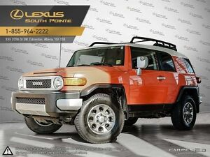 2013 Toyota FJ Cruiser Offroad package
