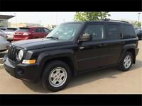2009 JEEP PATRIOT NORTH SHARP LOOK 73K-100% APPROVED FINANCING