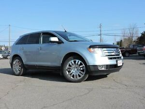 2008 Ford Edge Limited, leather interior AWD