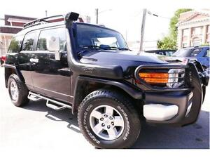 2008 Toyota FJ Cruiser - Off Road Package -- Accident Free
