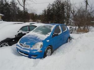 2004 Toyota Echo LE-ONLY 88,000 KM-LIKE NEW-RARE-MUST BE SEEN!!