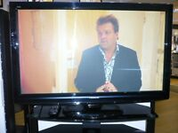 "BARGAIN PANASONIC TXP42G20B 42"" Freeview HD/Freesat HD PLASMA TV. SECOND HAND, 6 MONTH WARRANTY."