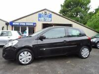 2010 60 RENAULT CLIO 1.1 EXTREME 3 DOOR GREAT VALUE 10 PLATE