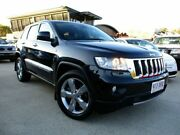 2012 Jeep Grand Cherokee WK MY2012 Limited Black 5 Speed Sports Automatic Wagon Noosaville Noosa Area Preview