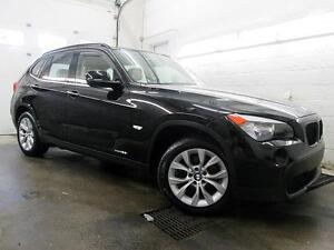 2012 BMW X1 SEULEMENT 28,000KM CUIR MAGS xDrive28i