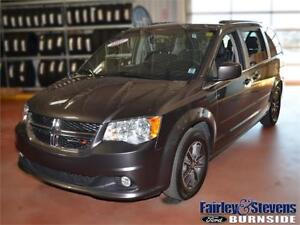 2017 Dodge Grand Caravan SXT Premium Plus $212 Bi-Weekly OAC