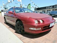 1994 Honda Integra GSi Red 4 Speed Automatic Coupe Victoria Park Victoria Park Area Preview