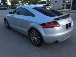 2008 Audi TT 3.2L Coupe (2 door)